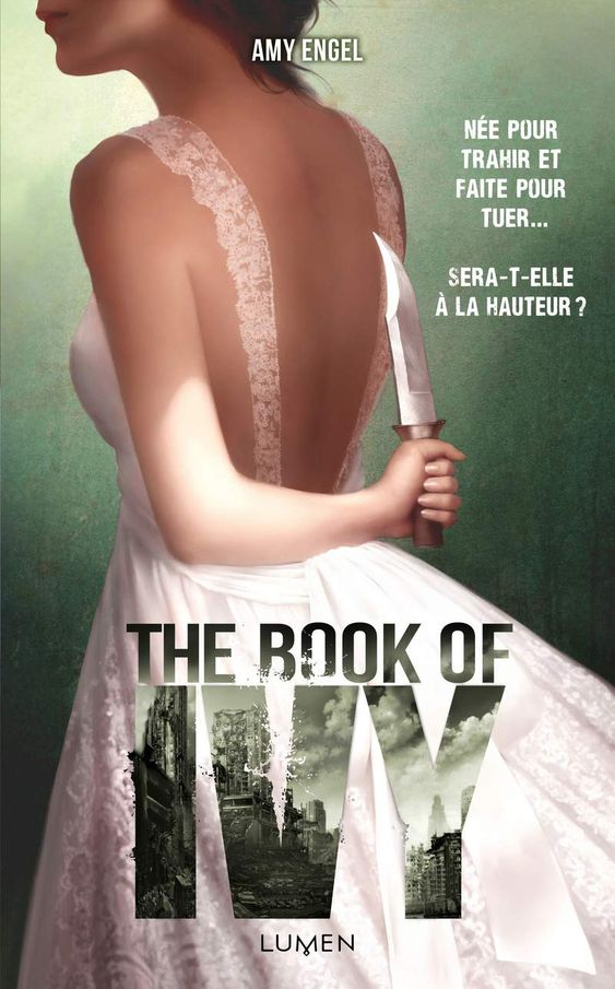 The book of Ivy d'Amy Engel