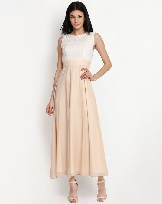 Gefrei Maxi Dress