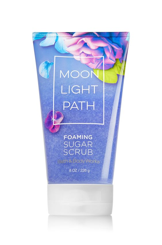 Moonlight Path Foaming Sugar Scrub - Signature Collection - Bath & Body Works
