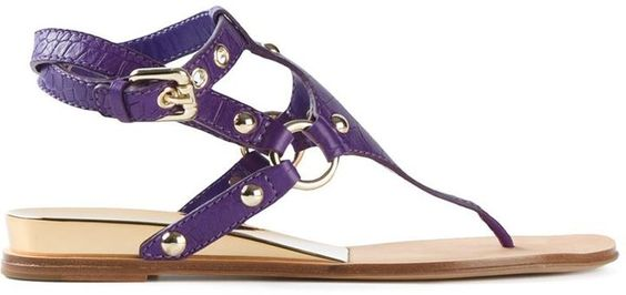Casadei buckled sandals       |  ≼❃≽  @kimludcom