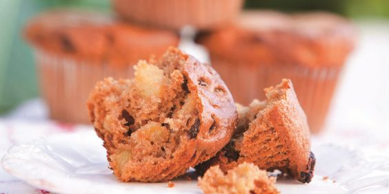 This apple muffin recipe from famed chef Shaun Rankin makes a delightful and impressive snack - an apple muffins recipe to make again and again.