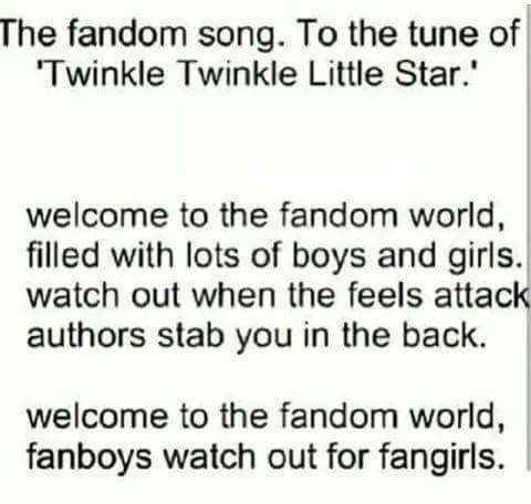 Born to Fangirl | The Fandom Song