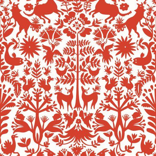 otomi red tiles red tiles tile and wallpapers. Black Bedroom Furniture Sets. Home Design Ideas