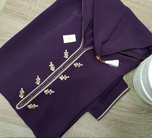جديد جلابة,جديد جلابة 2019,الجلابة المغربية بالصور 2019,جلابة مغربية 2019  صيفية,جديد الجلابة المغربية 201… | Moroccan clothing, Moroccan dress,  Muslim women fashion