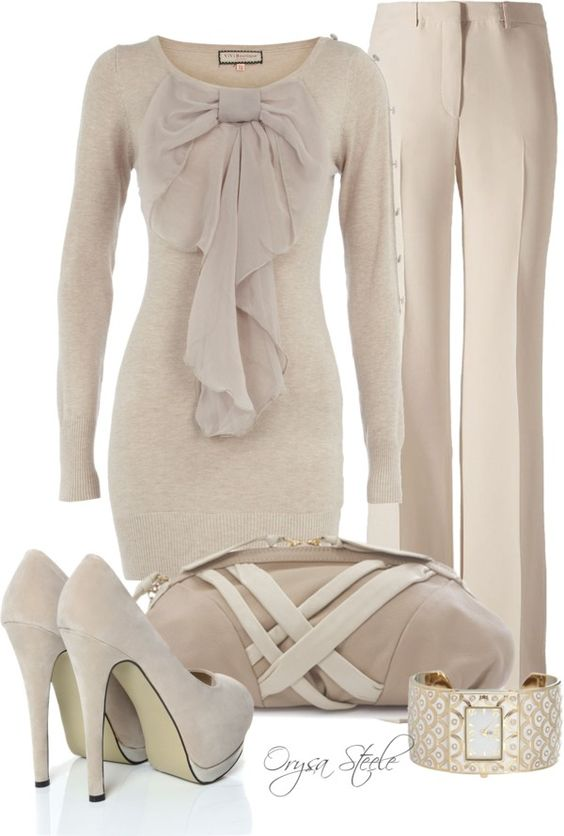 """""""Simply Chic"""" by orysa on Polyvore"""