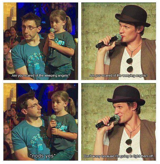 Comic con 2012. So cute :-)
