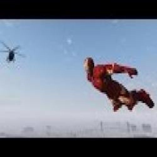 Grand Theft Auto V - Jogue com o Homem de Ferro e Hulkbuster