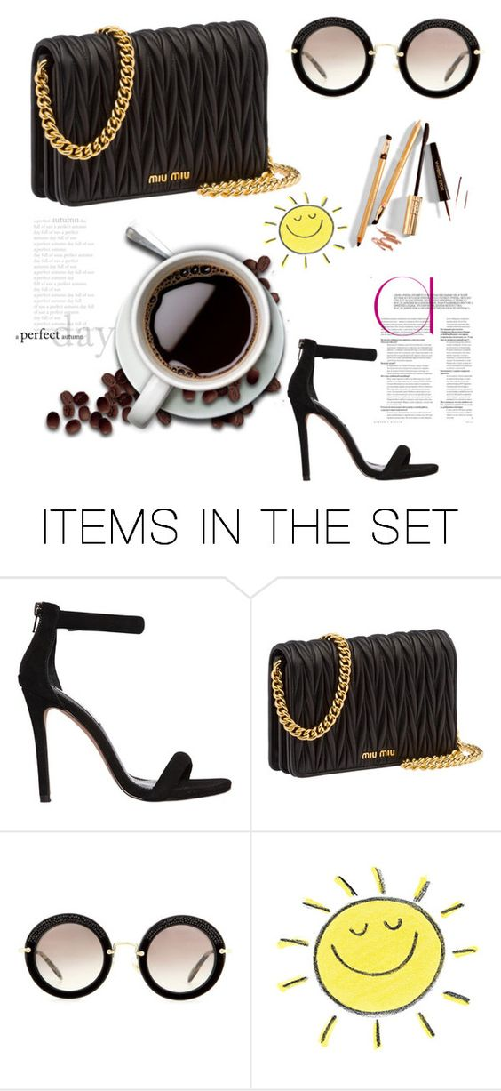 """""""l'essenziale in ufficio"""" by principessapaola ❤ liked on Polyvore featuring art"""