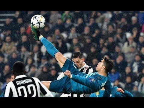 Cristiano Ronaldo Bicycle Kick Cristiano Ronaldo Real Madrid