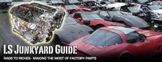 Any fans of LS Motors out there? With people putting them in anything from kit cars to Ferraris, here is a great article we have on our website that gives you the details on each LS version, check it out!  http://www.jegs.com/s/tech-articles/junkyard-ls-engine-builds.html