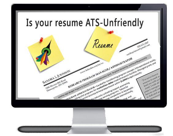 Is your resume ATS-Friendly? Résumés Pinterest Apply online - ats resume