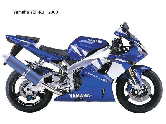 Yamaha Yzf R1 M Y 2000 Yamaha Yzf R1 Yamaha Yzf Yamaha R1