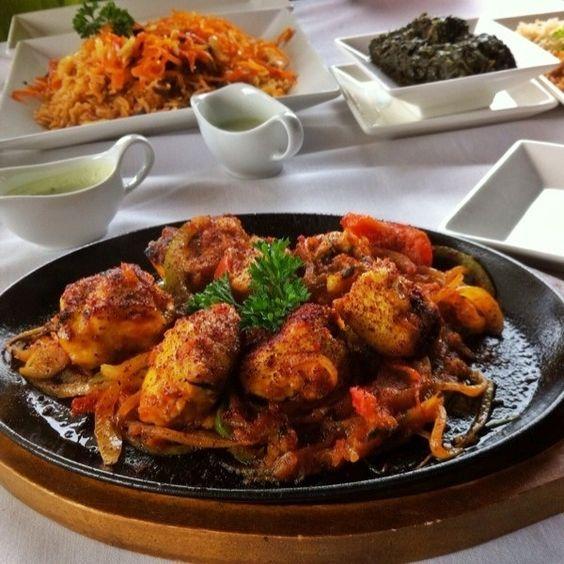 Cuisine walter o 39 brien and afghan cuisine on pinterest for Ariana afghan cuisine