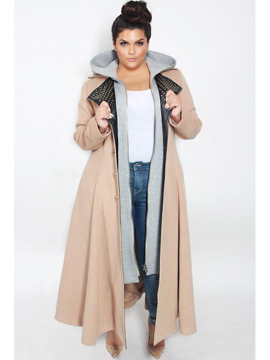Curvy Girl Fashion: New Plus Size Collection by Kierra Sheard