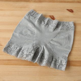 Buy '59 Seconds – Lace Trim Supportive Under Shorts' with Free International Shipping at YesStyle.com. Browse and shop for thousands of Asian fashion items from Hong Kong and more!