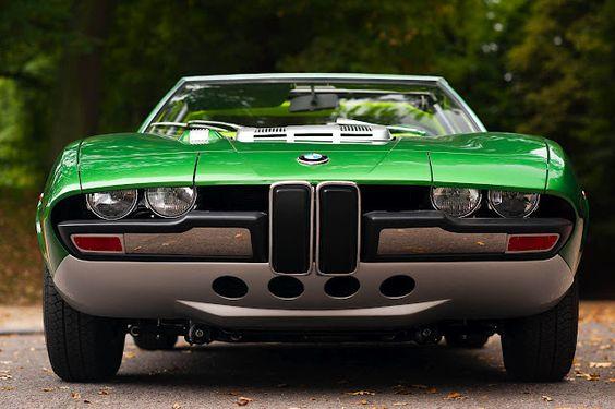 1969 BMW Bertone