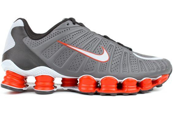 Nike Shox Nz – Black/Team Orange
