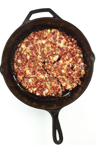 Corned Beef Hash Recipe - Saveur.com