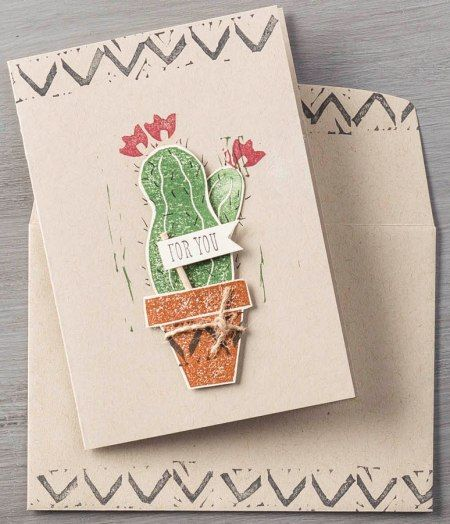 So Shelli: Cacti Stamps, Cactus Stamp, Undefined By Stampin, Stampin Up S, Rubber Stamps, Stamp Carving, Things Stampin