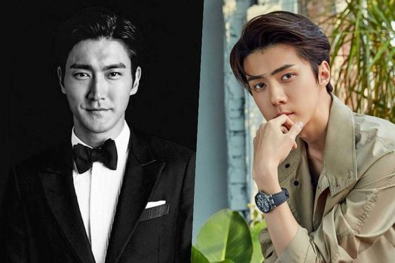 "Super Junior's Choi Siwon Thanks EXO's Sehun For Sending Thoughtful Support To Set Of ""My Fellow Citizens"""