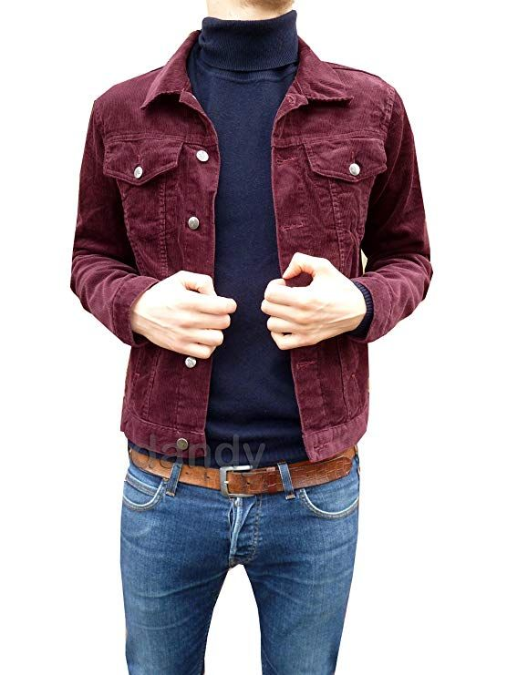 Men S Vintage Jackets Coats Jackets Men Fashion Vintage Mens Fashion Burgundy Jacket Outfit
