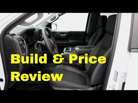 The Redesigned 2019 Chevrolet Silverado 1500 Ltz Crew Cab Is Larger Stronger Lighter Than The Previo Crew Cab Chevrolet Silverado 1500 Chevrolet Silverado