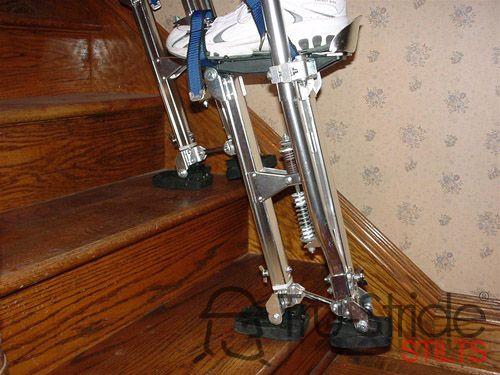 24 - 40 Tru-Stride Drywall Stilts [Tru 24 - 40] - £140.00 : Tru-Stride Stilts…