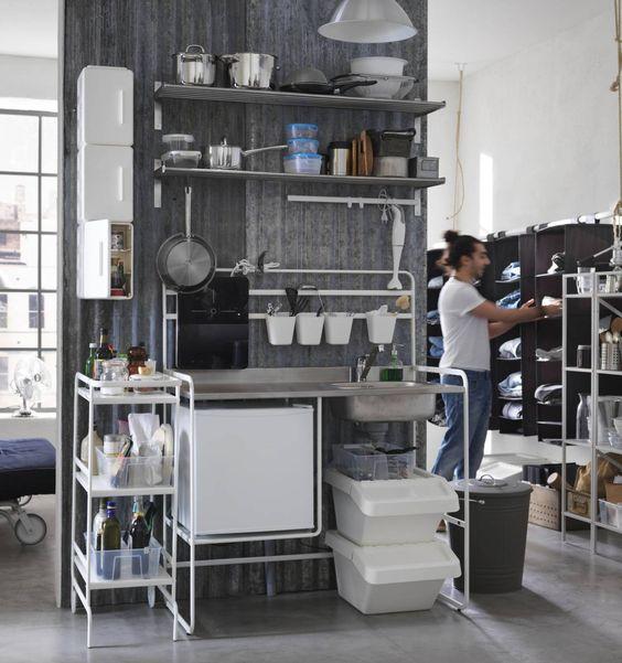 Sunnersta Miniküche im Katalog