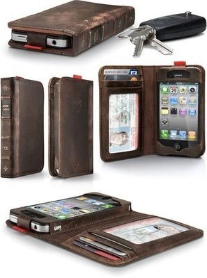 Hold your important cards, money & lastly, your iPhone 5!!