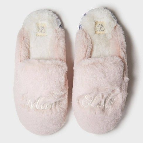 Mom Life Slide Slippers - Pink : Target