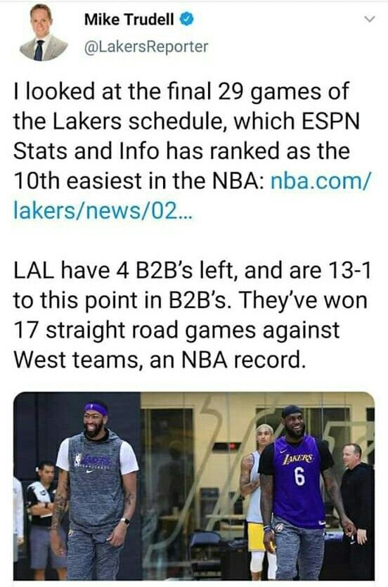 Pin By Tasha Starr On Lakercrew 1 In 2020 Lakers Espn Los Angeles Lakers