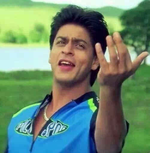 Shahrukh Khan - Kuch Kuch Hota Hai (1998) | Bade Bade ...Shahrukh Khan Daughter In Kuch Kuch Hota Hai