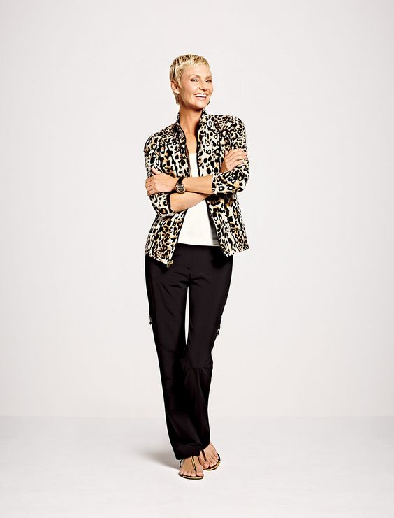 Get twice the charm with this reversible jacket #chicos