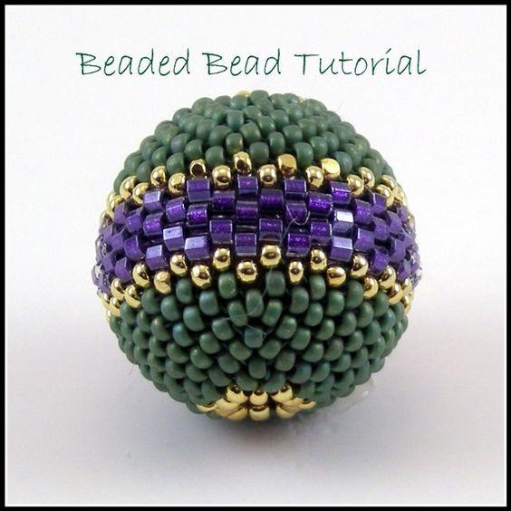 beaded beads etsy