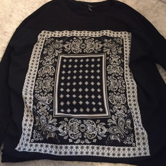FOREVER 21 SWEATSHIRT can be modeled upon request Forever 21 Tops Sweatshirts & Hoodies