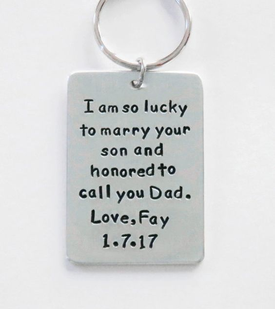 Wedding Gifts For Dad From Groom : Groom gifts, The groom and Gifts for father on Pinterest