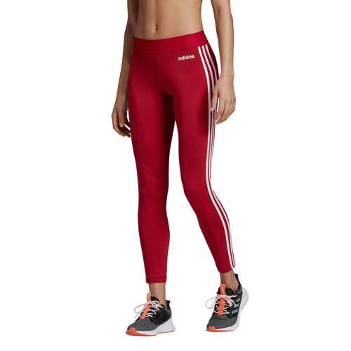 adidas Performance sportbroek rood - Sportbroek, Adidas en ...