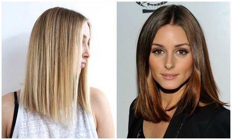 mellanlångt hår frisyr