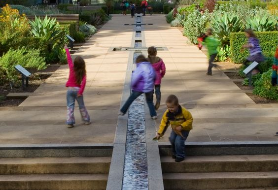 One of my childrens' favourite spots.  The mediteranean garden, Adelaide Botanic Gardens.  Designed by Taylor Cullity Lethlean : Projects