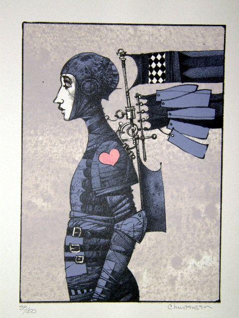 Pin By Liz Bowen On Art Art Heart Art Magazine Art
