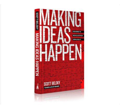 Making Ideas Happen by Scott Belsky http://www.awwwards.com/books/making-ideas-happen.html