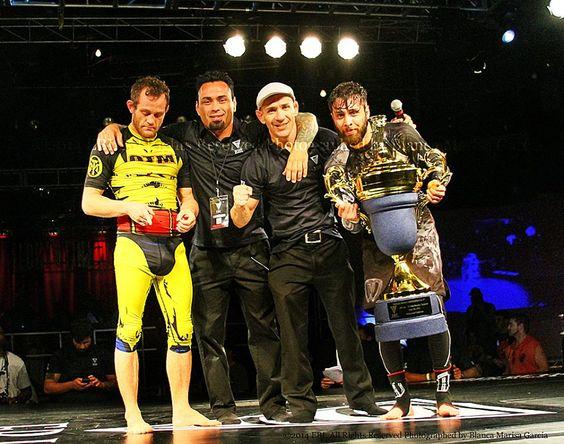 Date Night at the Fights: Eddie Bravo Invitational