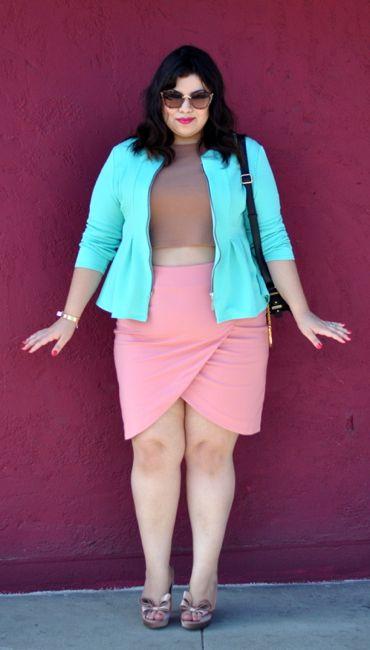 Pink Tulip Skirt 51