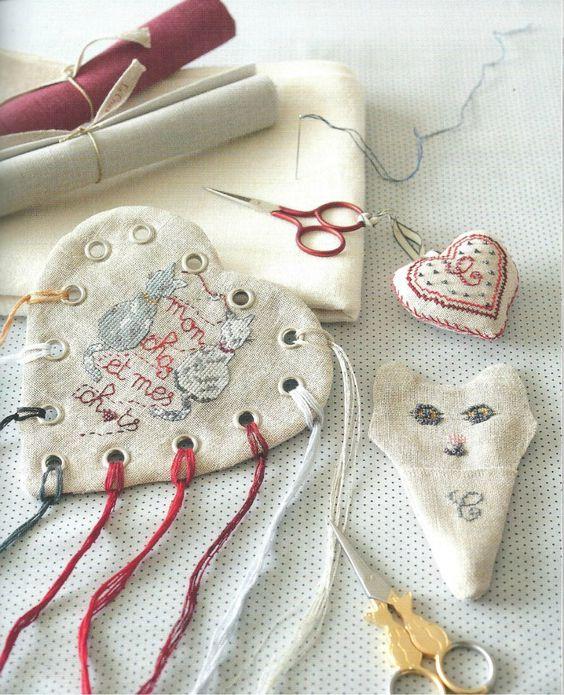 Thread holder....: