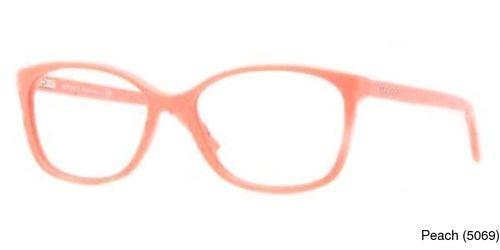 Versace VE3147M Eyeglasses Frames <br/>Prescription Lenses Fit