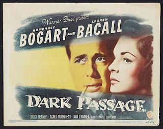 Dark Passage was filmed in San Francisco.