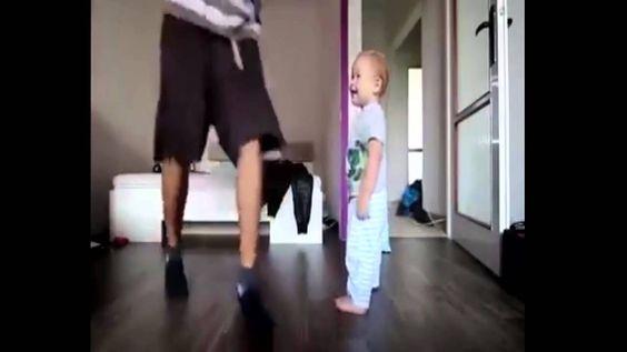 Dance Battle Baby vs Young Boy