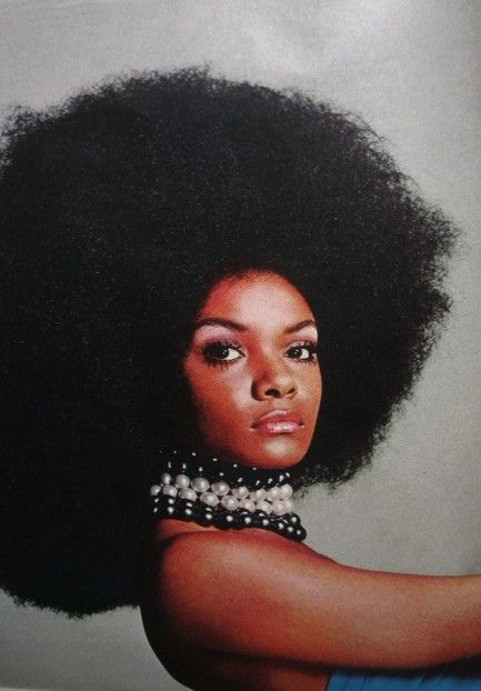 Admirable 70S Hairstyles Foxy Brown And Hairstyles On Pinterest Hairstyle Inspiration Daily Dogsangcom