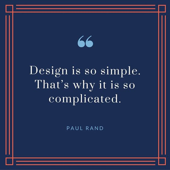 89 Essential #Quotes About #Design: http://www.printmag.com/imprint/89-essential-quotes-about-design/