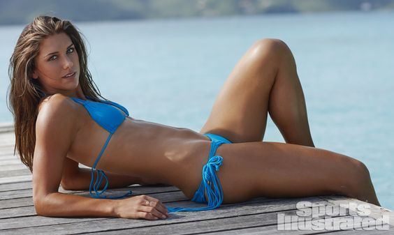 Alex Morgan Sports illustrated Pictures Gallery - High Resolution Images